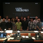 Mixing Mr. Banks
