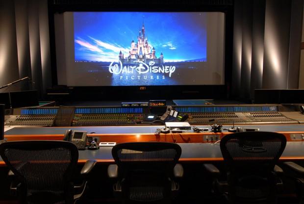 Walt Disney Studios Stage A
